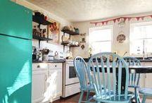Decor: Kitchen / by Erin Thames