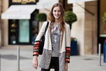 Street Style / Stylish women who inspire me :)  / by Simply Curated