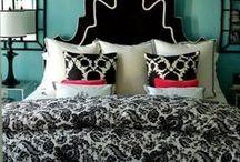 Decor: Black + White Room / by Erin Thames