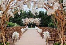 table & other wedding decor