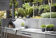 KITCHEN / Outdoor Kitchen and Dining areas...