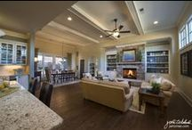 Designer Model Homes / Find inspiring luxury for your lifestyle in these leading edge designer model homes by John Wieland Homes and Neighborhoods.