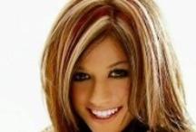 Makeup & Hair Styles  / by Tammy Crenshaw Jeffers