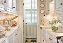 Cozy & Inspiring Kitchens  / by The Cozy Apron | Ingrid Beer