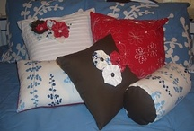 Craft - Sew 4 home / Blankets, pillows, towels, table runners, pot holders / by Amanda Fletcher