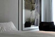| bella camer da letto | / | bedroom inspiration/beautiful linen | / by Laura Leonetti