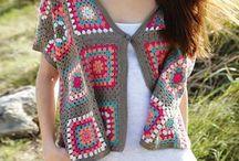 Crochet to wear / by sac-nicté Herrera