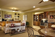 Design Ideas  / Tons of great ideas for designing your own special places in your new home.