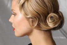 hair / by Bethan Jayne