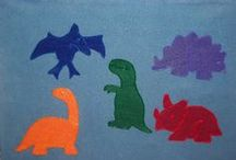 Dinosaurs / by Flannel Friday