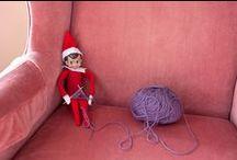 Holiday: Elf on the Shelf