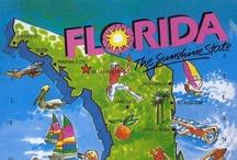 Florida / by Lori Vidaurri