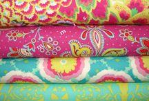 Fabrics  / by Lori Vidaurri