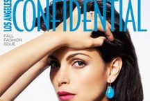 Los Angeles Confidential Covers