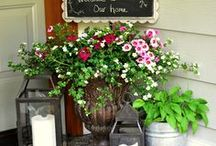 The Country House: Porches