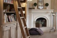 The Country House: Livingroom / Nook