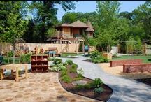The Country House: Playgrounds