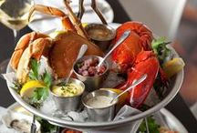 Succulent Seafood / Mouthwatering seafood dishes from some of the best LA resturants.