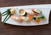LA's Sushi Scene / Some of the hottest sushi dishes in LA.