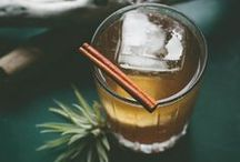 Winter Cocktails / Browse the hottest concoctions for the holiday season.