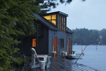 Someday Cabin/Lake House / by Simply Curated