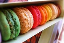 Best Spots for Macarons in LA / Our favorite places to eat French macarons in Los Angeles.