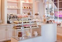 "Bakery Design Inspiration / ""Frosting and foam"" / by Glissa Thompson"