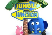 Lil Sprout - 3rd Birthday - Jungle Junction / Jungle Junction theme