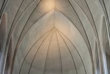 Architettura / Sacred Spaces / My love for spiritual architecture conveys Inner peace, serenity, grace, calm and purity. / by Laura Leonetti