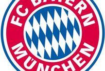FC Bayern München / Bayern München support. / by Justin Gibson