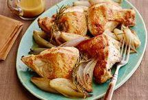 Recipes: Chicken/Turkey
