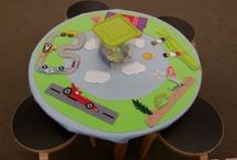 Felt Table Activities