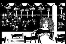 ⪋ LE PIANO ORIENTAL ⪌ / Quelques planches du piano oriental de Zeina Abirached disponibles sur LeMonde.fr (Pour acheter la BD, c'est ici : bit.ly/PIANOORIENTAL)