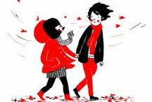 ♥︎ SOPPY ♥︎ / Soppy, a love story by Philippa Rice. Buy it here: http://philippajrice.com/soppy/