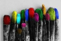 Colour for the Soul♡ / Colours that make you happy to be ALIVE!