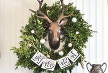 Christmas / by Tiffany Baird