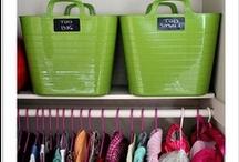 Organization & cleaning / by Tiffany Baird