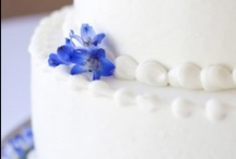Blue & White Weddings / by Martha Stewart Weddings Magazine
