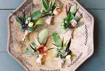 Wedding Boutonnieres and Corsages / Choose from our roundup of classic and remixed boutonnieres to spruce up your wedding party, including the groom, groomsmen, and most important male guests.