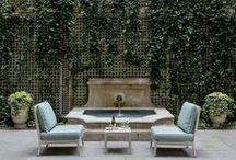 patio / by Kimberly Atlas Harrington