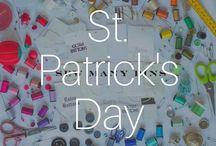 St. Patrick's Day!! ☘