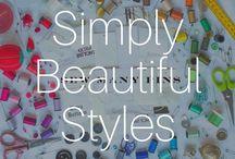 Simply Beautiful Styles