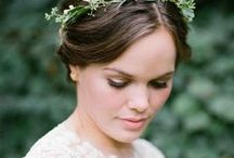Wedding Beauty / Our best beauty tips, from makeup ideas to bridal hairstyles, to make you glow on your wedding day.