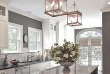 Kitchen ideas / by Tiffany Baird