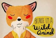 Foxes, Owls and Swans / by Anneliese Taylor