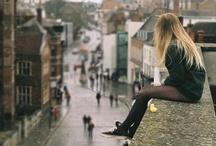 Rainy days / by Bailee Jones