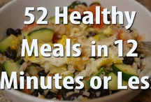 Food-- HEALTHIER IDEAS  / Healthier ideas for those of us making lifestyle changes.  / by Celeste Flenory