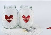 Valentine's Day / Inspiration, ideas & DIY tutorials for your Valentine projects.