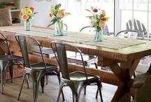 Dining room / by Tiffany Baird