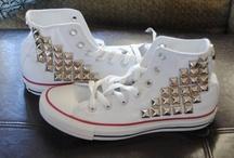 Them kicks:) / by Bailee Jones